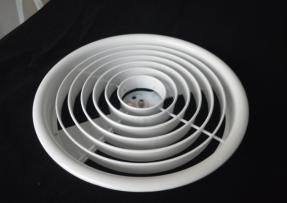 圆环形喷口散流器