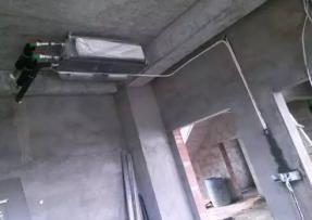 风机盘管安装图