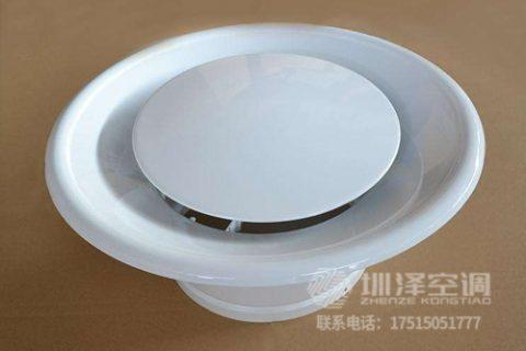 铝合金圆盘散流器