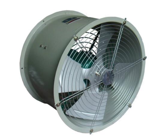 DZ低噪声轴流风机